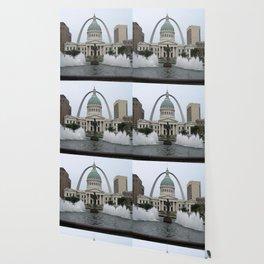 St. Louis arch Wallpaper