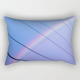 Rainbow Rectangular Pillow