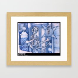 My Universe Framed Art Print