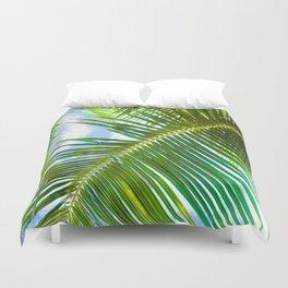 Aloha Lāhainā Palms Maui Hawaii Duvet Cover
