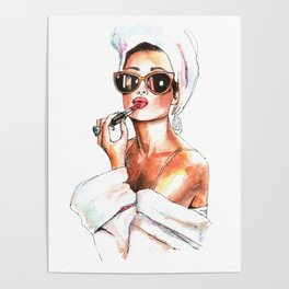 Fashion Lady Poster