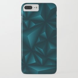 Polygonal iPhone Case