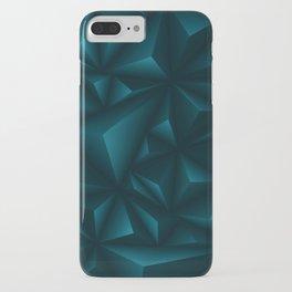Polygonal iPhone Case
