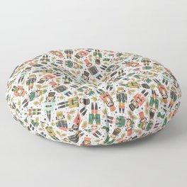 Nutcrackers Floor Pillow
