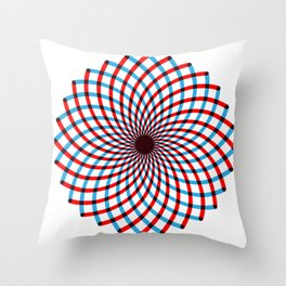 For when you feel dizzy Throw Pillow
