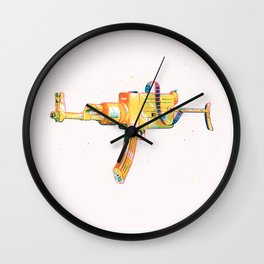 Shoot! Wall Clock