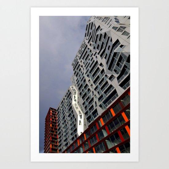 Calypso Rotterdam Art Print