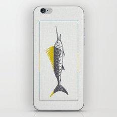 The ELusive Punk Fish 2 iPhone & iPod Skin