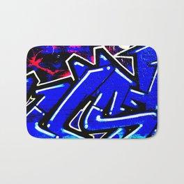 Graffiti 13 Bath Mat