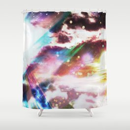 Lovers Shower Curtain