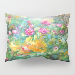 Roses paint  Pillow Sham