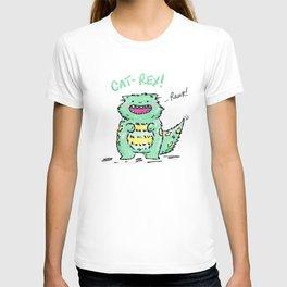 Cat Rex T-shirt