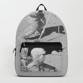 Apollo 16 - Collecting Lunar Samples Backpack