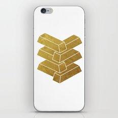 Illusory (white) iPhone & iPod Skin