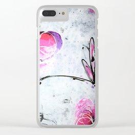 Fairy birth Clear iPhone Case