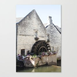 Beautiful Bayeux Canvas Print