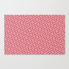 Pin Bow Canvas Print