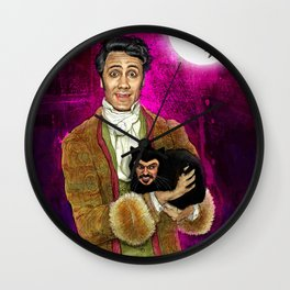 Vampstyle! (What We Do In The Shadows) Wall Clock