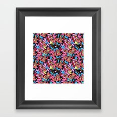 I love you forever. Framed Art Print