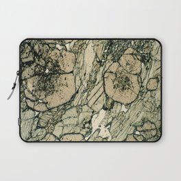 Garnet Crystals Laptop Sleeve