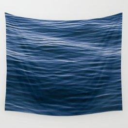 blue waters Wall Tapestry