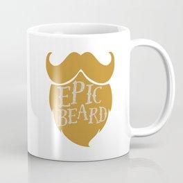 Epic Beard blond Coffee Mug