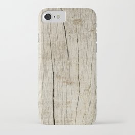 Old Wood iPhone Case