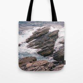 Observatory Rocks Tote Bag