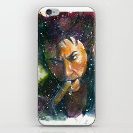 Logan iPhone Skin