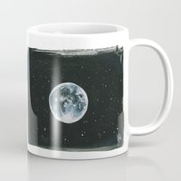 laia Mugs featuring Moon by Laia™