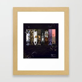 Savannah Photo Panel Framed Art Print