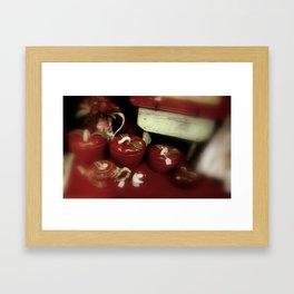 Crockery  Framed Art Print
