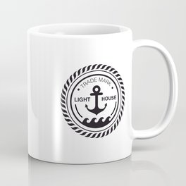 Anchor place Coffee Mug