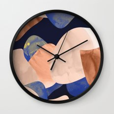 Grace Surface Print 018 Wall Clock