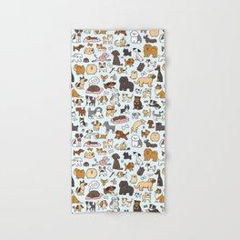 Doggy Doodle Hand & Bath Towel