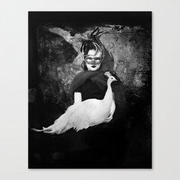 Strange Bird Canvas Print