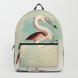 MARONE BACKED HERON Backpack