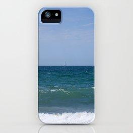 Infinite Ocean iPhone Case