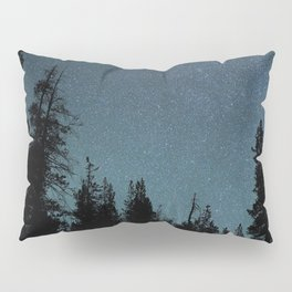 Stars and Trees Pillow Sham