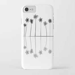 Palm Reflections II iPhone Case