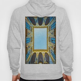 Patterns of a house Hoody