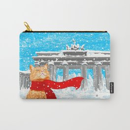 Berlin Snowcat Carry-All Pouch