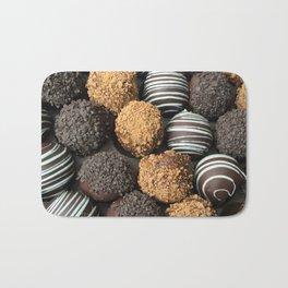 Truffle Chocoholic Fudge Mania Bath Mat