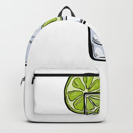 Gym And Tonic - Gin Tonic Backpack