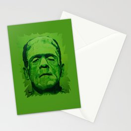 the creature (original) Stationery Cards