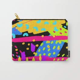 Neon Fun Carry-All Pouch