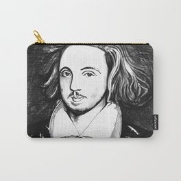 Christopher Marlowe Portrait Carry-All Pouch