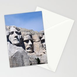 Mt Rushmore Stationery Cards