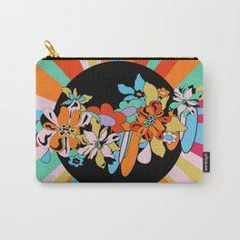 Eternally Floral Carry-All Pouch