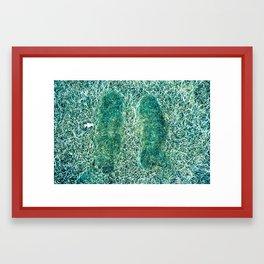 Frostprints Framed Art Print